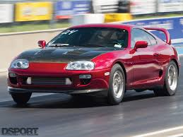 tuned supra e85 fueled street strip toyota supra defies altitude with attitude