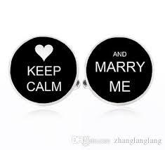 personalized wedding cufflinks personalized wedding cufflinks keep calm and me custom