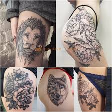 best 60 thigh tattoos ideas tattoos ideas with meaning