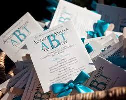 Fan Ceremony Programs Printable Wedding Program Template Wedding Program Fans