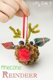 Christmas Ornaments Crafts To Make by 188 Best Christmas Ornaments For Kids To Make Images On Pinterest