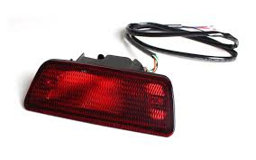 nissan juke jdm armrest amazon com ijdmtoy 1 oem fit jdm style rear fog lamp w red led