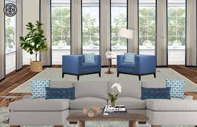 Transitional Living Room Furniture by Priscilla Band Interior Designer Havenly