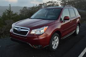 subaru forester 2016 forester car reviews and news at carreview com