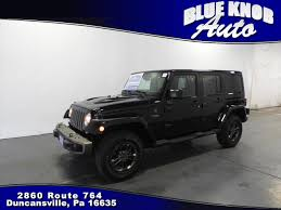 2016 black jeep wrangler unlimited 2016 jeep wrangler unlimited sahara in pennsylvania for sale 12