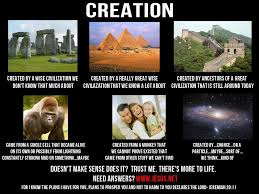 Who Created Memes - really a creation meme atheism