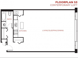 open floor plans with loft simple rectangle house floor plans
