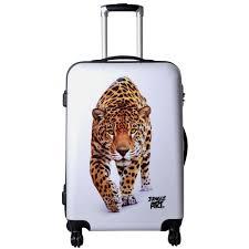 koffer design top design trolley koffer set 3 tlg 4 rollen mod leopard 189 0