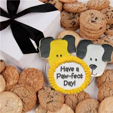 cookie gift dog cookie gift box gourmet cookie bouquets