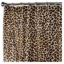 popular bath safari stripe fabric chocolate brown animal leopard