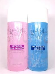 amazon com new gelish soak off gel nail polish remover