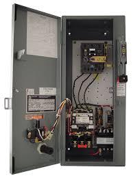 square d nema cb starter size 1 120v coil 1 enc 12n830