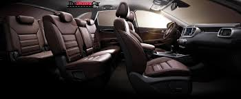 exclusive all new kia sorento interior pictures revealed the