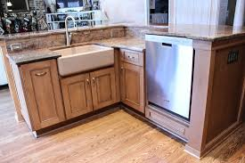 Ideas For Kitchens Remodeling by Elevated Dishwasher Kitchen Cabinet Ideas For Phoenix Kitchen
