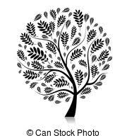 rowan tree vector clipart illustrations 2 634 rowan tree clip