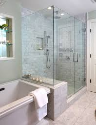 Seamless Glass Shower Door Attractive Seamless Glass Shower Doors With Plan 18