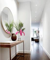 ls plus round mirror remarkable hall entrance mirrors pictures simple design home