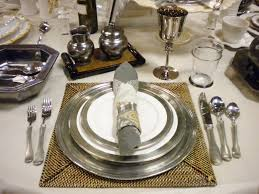 Formal Table Setting A Legacy Of Grace Setting Table And Place Setting