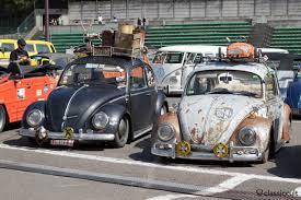 volkswagen truck slammed vw bug show spa 2013 classiccult