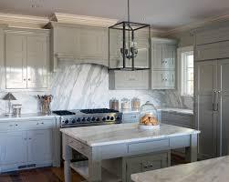 glossy gray kitchen cabinets transitional kitchen