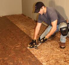 Diy Basement Flooring Diy Steps For Installing A Insulated Basement Floor How To