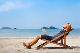 the realities of a laptop lifestyle blue point trading