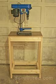 Fine Woodworking Benchtop Drill Press Review by Quick Benchtop Tool Table Build The Woodworker U0027s Shop