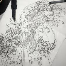 51 best koi images on pinterest japanese tattoos fish tattoos