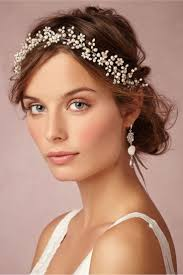 bridal headpiece the 25 best wedding makeup ideas on