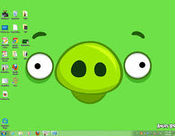 angry birds theme free download