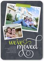 moving announcements we ve moved cards shutterfly