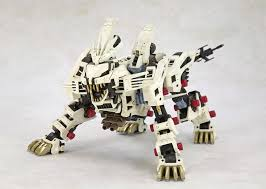 amazon com zoids japanese kotobukiya model kit rz041 liger zero