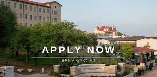 apply now office of undergraduate admissions texas state