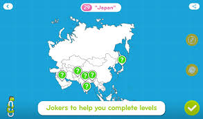 World Map Quiz Game by 94 Degrees Fun Trivia Quiz Android Apps On Google Play