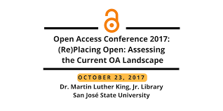 Comfort Resources Sjsu Scholarworks Open Access Conference Promoting Faculty