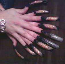 long in pr nail art archive style nails magazine