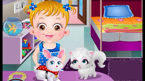 Baby Hazel Room Games - baby hazel game movie baby pet party dora the explorer hd