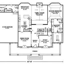 country home floor plans floor hill country plans architectural architects house homes open