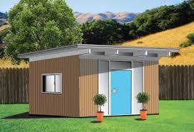 Eichler Style Home Backyard Eichlers Mid Century Modern Sheds Eichler House Style