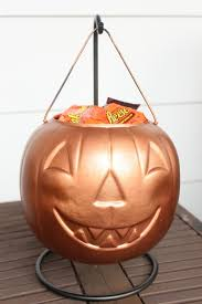 diy halloween copper candy cauldron southern state of mind
