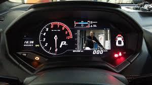 lamborghini speedometer lamborghini reverse camera vehicle integration products nav tv