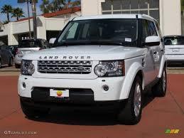 white land rover lr4 2017 2012 fuji white land rover lr4 hse 61288193 gtcarlot com car