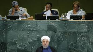 Trump S Favorite President Unga 2017 Iran U0027s President Hassan Rouhani Trolls Donald Trump