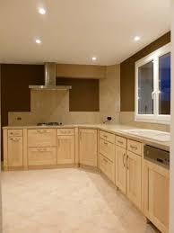 couleurs cuisines cuisine gris et bois 4 cuisine couleur bois clair images evtod