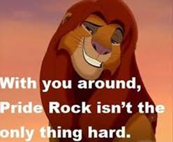 Animated Meme - lion king dirty jokes sexual memes from animated disney film