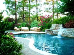 furniture drop dead gorgeous backyard pool landscaping ideas