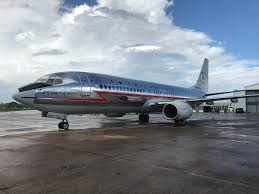 photos american rolls out new astrojet themed boeing 737 800