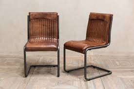 Leather Dining Chair Leather Dining Chairs Ebay Regarding Amazing House Ideas Buy