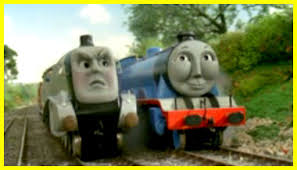 railway character profiles
