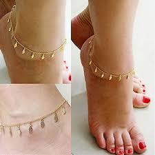 gold ankle bracelet chains images Shop gold ankle bracelet on wanelo jpg